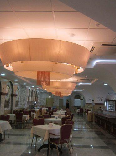 Светильник большой ресторан Измайлово