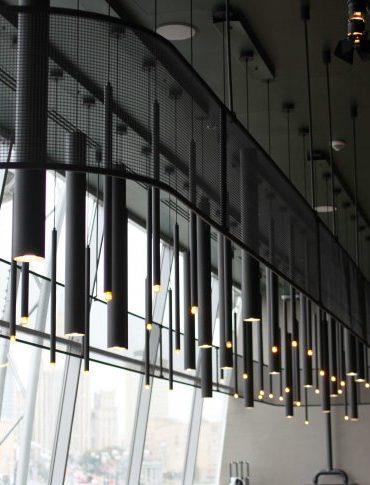 Светильники-трубы тц Европейский