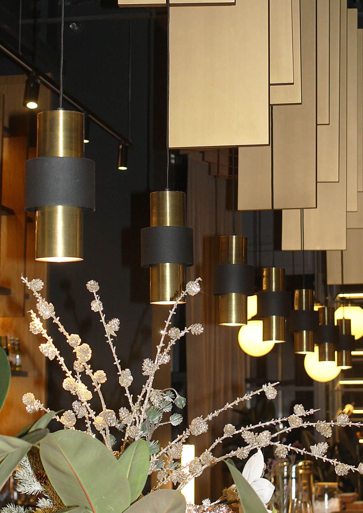 Светильники светодиодные ресторан Humster