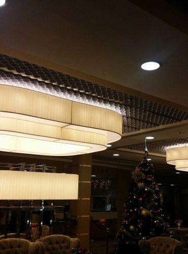 Свветильники и торшеры отель Измайлово