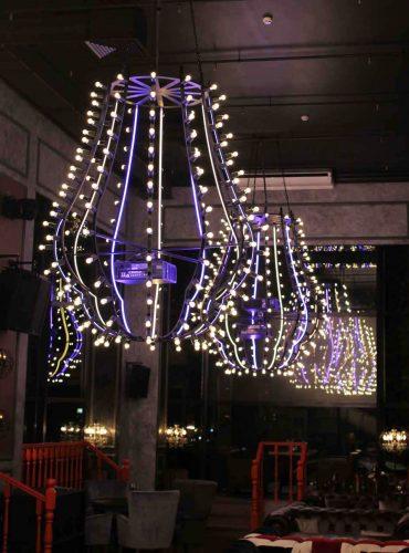 Большой светодиодный светильник