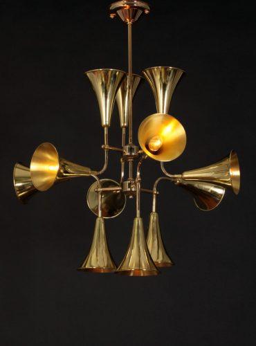 Светильник-трубы