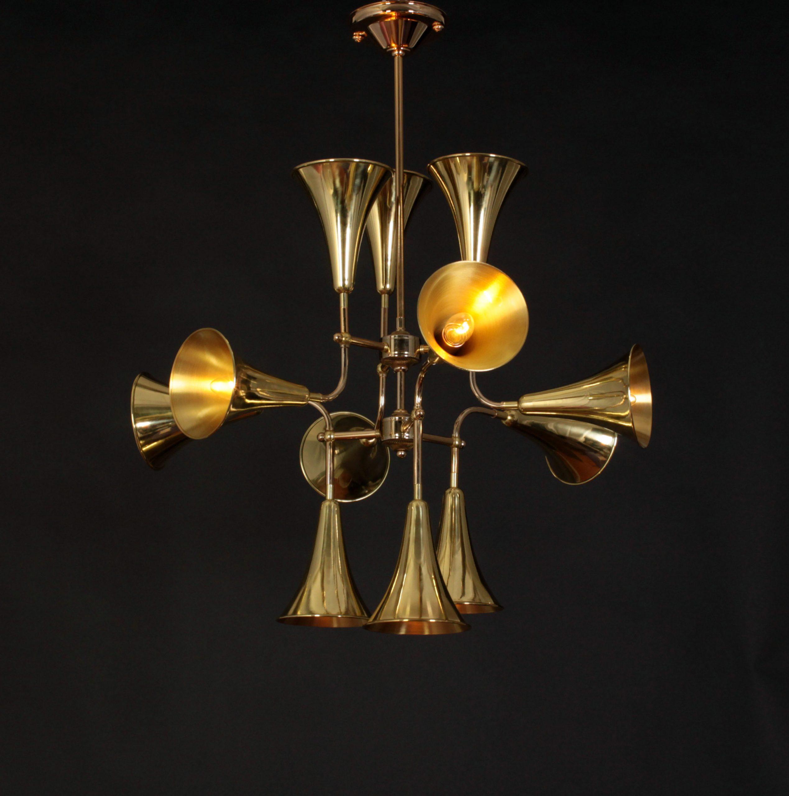 svetilnik truba